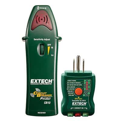 best extech cb10 circuit tracer