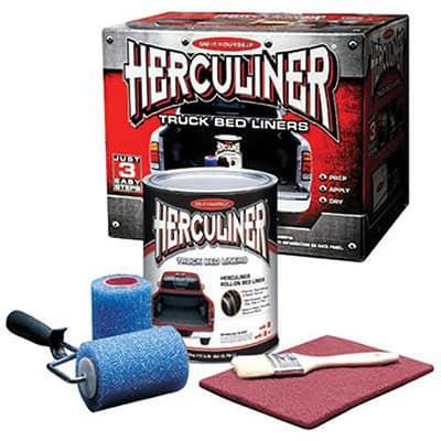 best Herculiner HCL1B8 diy bedliner