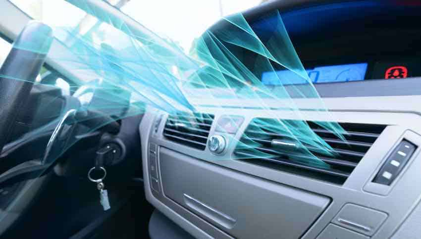 how to release freon from car ac