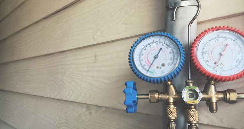 Wire AC Pressure Switch