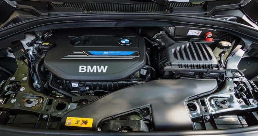 bmw 2002 engine swap