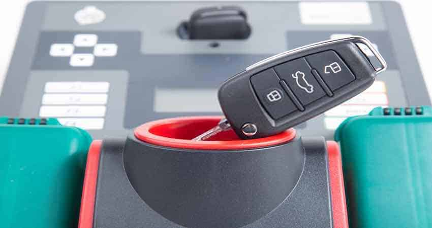 How to Program Transponder Key Ford Without Original