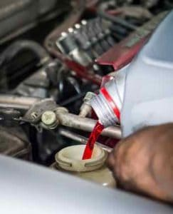 What is transmission fluid