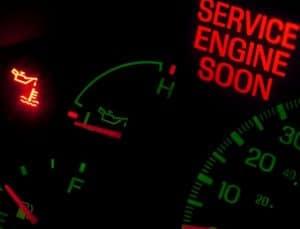dashboard lights