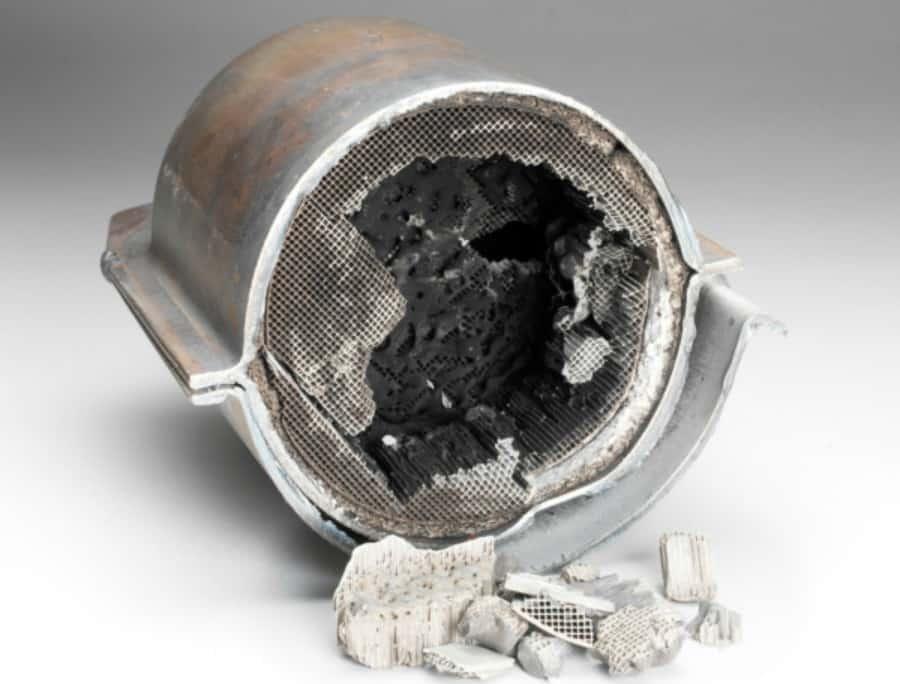 Bad Catalytic Converter