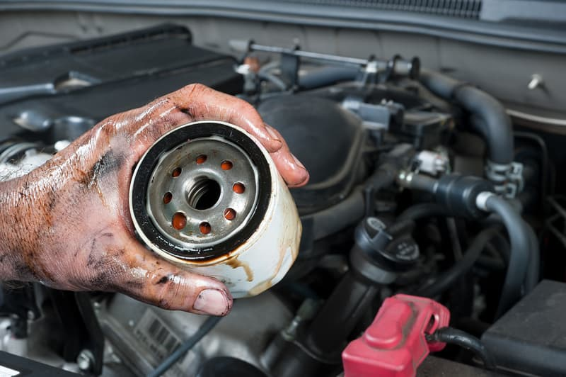 How To Replace Oil Filter
