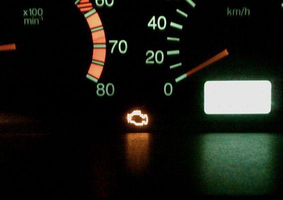 Check Engine Light On After Oil Change